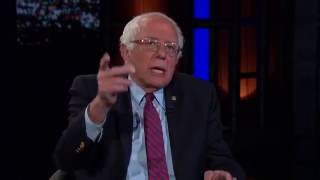 Real Time with Bill Maher: Bernie Sanders Interview –May 27, 2016 (HBO)