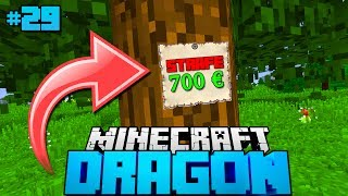 700€ STRAFE ZAHLEN?! - Minecraft Dragon #29 [Deutsch/HD]
