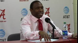 Avery Johnson talks about the big win over Auburn