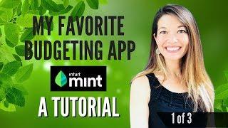 My Favorite Budgeting App Mint.com - A Tutorial (1 of 3)