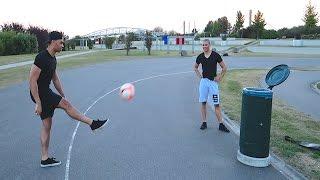 Epic Fußball Challenge | PrankBrosTV
