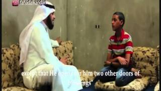 Emotional Story of a Blind Kid it will Make You Cry [English Subtitles]