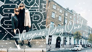 WHAT I DID THIS WEEK - VLOGMAS DAY ONE! | Hello October Vlogmas