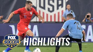90 in 90: USA vs. Uruguay | 2019 International Friendly Highlights