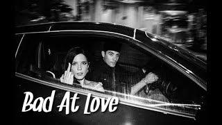 G-Eazy & Halsey ─ Bad At Love ( Music Video Edit )