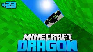HIEEEER OBEEEEN?! - Minecraft Dragon #23 [Deutsch/HD]