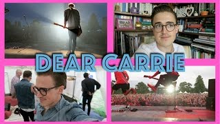 Dear Carrie: The (last) One When I