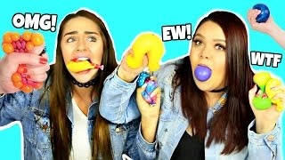 6 DIY Stress Balls TESTED With Karina Garcia!