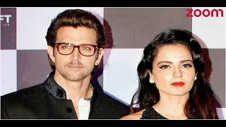 Hrithik Roshan Avoids Face-off With Kangana At A Recent Event   Bollywood News