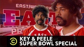 Key & Peele - East/West Bowl 3 - Pro Edition - Super Bowl Special Premieres Tonight 10/9c