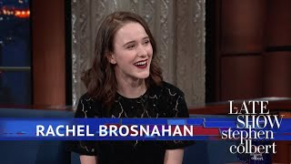 Rachel Brosnahan Has Disappointed Her Father In So Many Ways