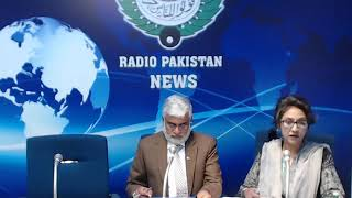 Radio Pakistan News Bulletin 8 PM (20-01-2018)