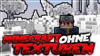 KEINE TEXTUREN CHALLENGE (Minecraft Skywars)