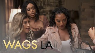 """WAGS LA"" Ladies Get Into Another Heated Shouting Match 