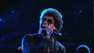 The Voice-When I was your man Bruno Mars