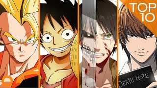 Top 10 Anime Serien - JARTS #02