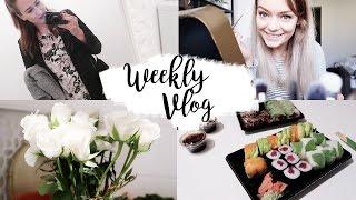 ZURÜCK IN KÖLN, BLOGSHOOTING & WOHNUNGSSUCHE | Consider Cologne Weekly Vlog