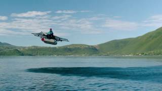 Introducing the Kitty Hawk Flyer