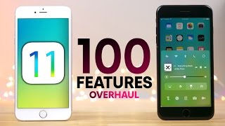 iOS 11 - 100 Features Wishlist