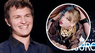 Insurgent Cast Sings Taylor Swift
