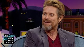 Why Do Willem Dafoe