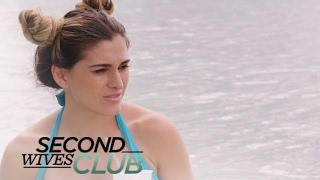 Katie Cazorla Gets Real With Shawna Craig on Her Marriage | Second Wives Club | E!