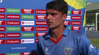 HIGHLIGHTS: Afghanistan U19s v Pakistan U19s
