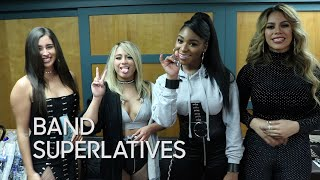 Band Superlatives: Fifth Harmony