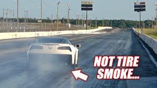I Forgot It's Not a Racecar...
