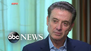 Rick Pitino speaks out on bribery scandal, Adidas lawsuit