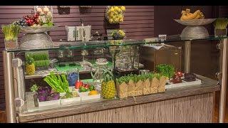 Juice Bar Visual Merchandising    www.hubert.com/juicebar