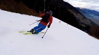 Skifahren im Hochzillertal - Grenzen existieren nur im Kopf | Vlog 51