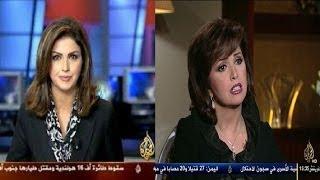 قصة شفاء مذيعة قناة الجزيرة من مرض السرطان