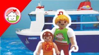 Playmobil Film deutsch Auf Kreuzfahrt mit Familie Hauser (Teil1) / family stories / Kreuzfahrschiff