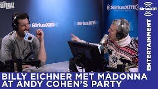 Madonna showed up at Andy Cohen