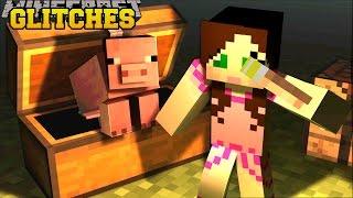 Minecraft: NEW INSANE GLITCHES!! - THE GLITCHER 3 - Custom Map