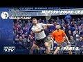 Squash: Canary Wharf Classic - Rd 1 Roun...mp3
