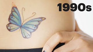100 Years of Tattoos | Allure