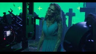 "Behind The Scenes: Look What You Made Me Do - ""Zombie Transformation"""