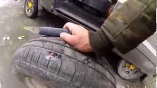 Ремонт колеса шнурком или жгутом своими руками - CoolPlay Videos Portal
