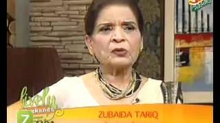 Suji Ka Halwa, Hyderabadi Pulao And Daal Achari by Zubaida Tariq   Zaiqa