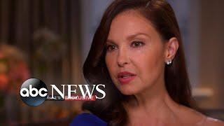 Ashley Judd describes alleged Harvey Weinstein encounter