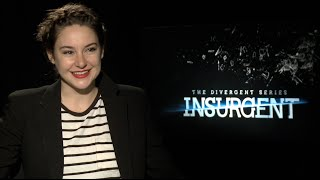 Cast of Insurgent Plays NAME THAT MOVIE BOX