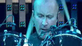 In the Air tonight LIVE- phil collins