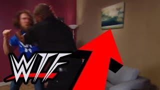 WWE SmackDown Live WTF Moments (7 August) | Daniel Bryan Hunts Miz Down & R-Truth Is Hilarious