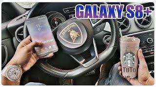 SAMSUNG GALAXY S8+ IST ENDLICH DA - UNBOXING KEIN REVIEW | Marco Verzällt #040