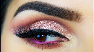 ... tune pk stani bridal hairstyle for mehndi · huda beauty textured rose gold eyeshadow tutorial sal qu ...
