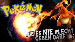 10 Pokémon, die es zum Glück NICHT wirklich gibt!