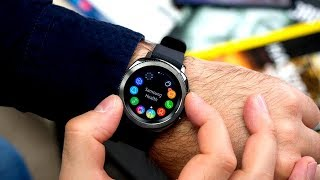 Samsung Gear Sport review running in circles - Cabstone Technology