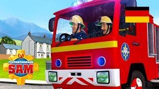 Feuerwehrmann Sam Deutsch Neue Folgen | Der Feuerschutztag - 5 volle Episoden 🚒 Kinderfilme